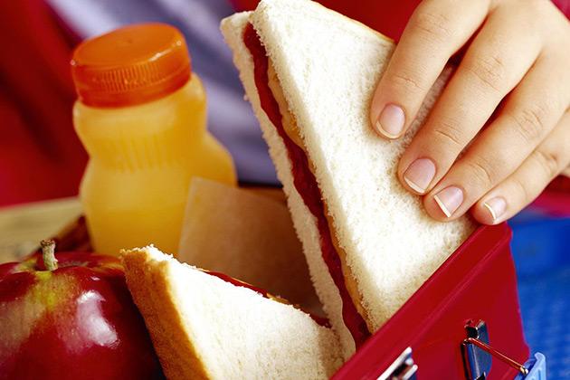 FILE: Lunch Box, School Lunch