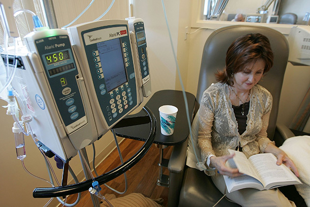 FILE: Chemotherapy, Cancer Treatment, Breast Cancer