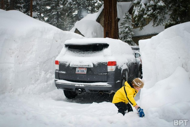 Get Your Car Ready for Winter Travel