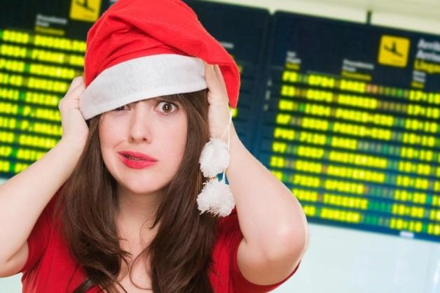 Christmas, Travel, Holiday