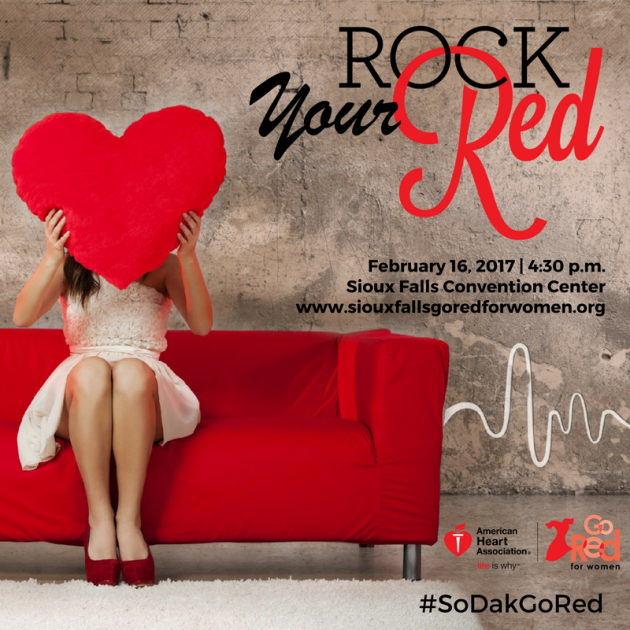 With permission-Sioux Falls Go Red For Women